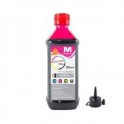 Tinta Epson impressora L355 L365 L375 L395 Magenta 500ml