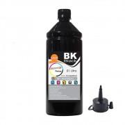 Tinta para impressora HP Black Compatível Marpax 01 Litro