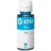 TINTA PARA IMPRESSORA HP GT52 CORANTE CIANO ORIGINAL 70ML