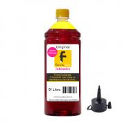 Tinta para impressora Universal Yellow Formulabs 1L