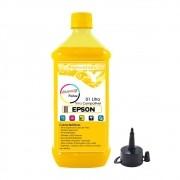 Tinta Pigmentada Epson Compatível Yellow Marpax 01 Litro