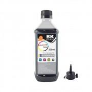 Tinta Pigmentada para HP Black Compatível Marpax 500ml