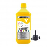 Tinta Sublimática Epson Compatível Yellow Marpax 01 Litro