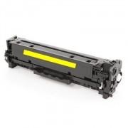 Toner Compatível HP CF382A CE412 CC532A Yellow Chinamate 2.8k