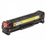 Toner Compatível HP CP1215 CP1515 Yellow Chinamate 1.8k