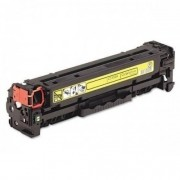 Toner Compatível HP CP1215 CP1515 Yellow Chinamate 1.8k