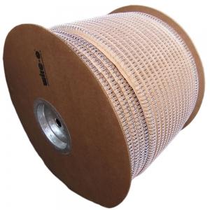 Bobina Wire-o 2x1 Branco 7/8 para 180 fls 6.000 anéis