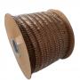 Bobina Wire-o 3x1 Prata 1/4 para 25 fls 91.000 anéis