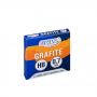 Grafite 0.7mm HB com 12 Unidades BRW - Caixa c/ 12 tubos