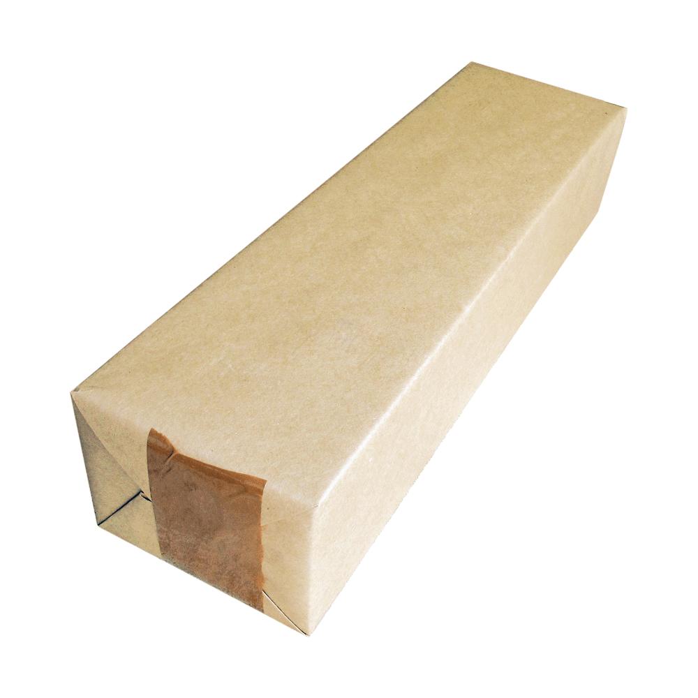 Bobina de Papel kraft Comercial Monolúcido 60cmx150m 80g