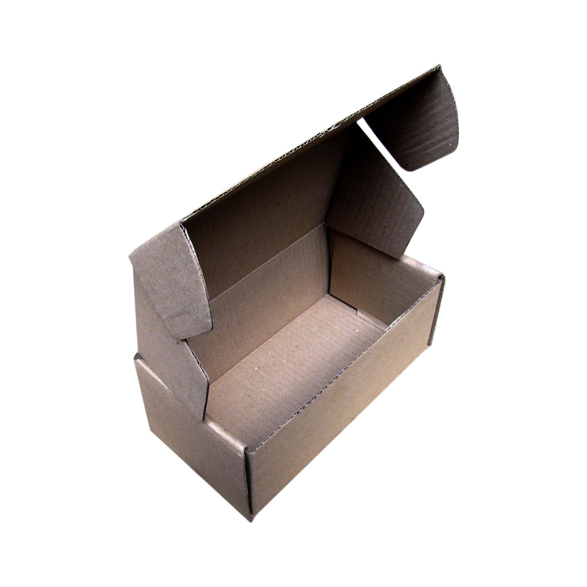Caixa de Papelão para correios M2 25x13x10cm Marpax 5 un