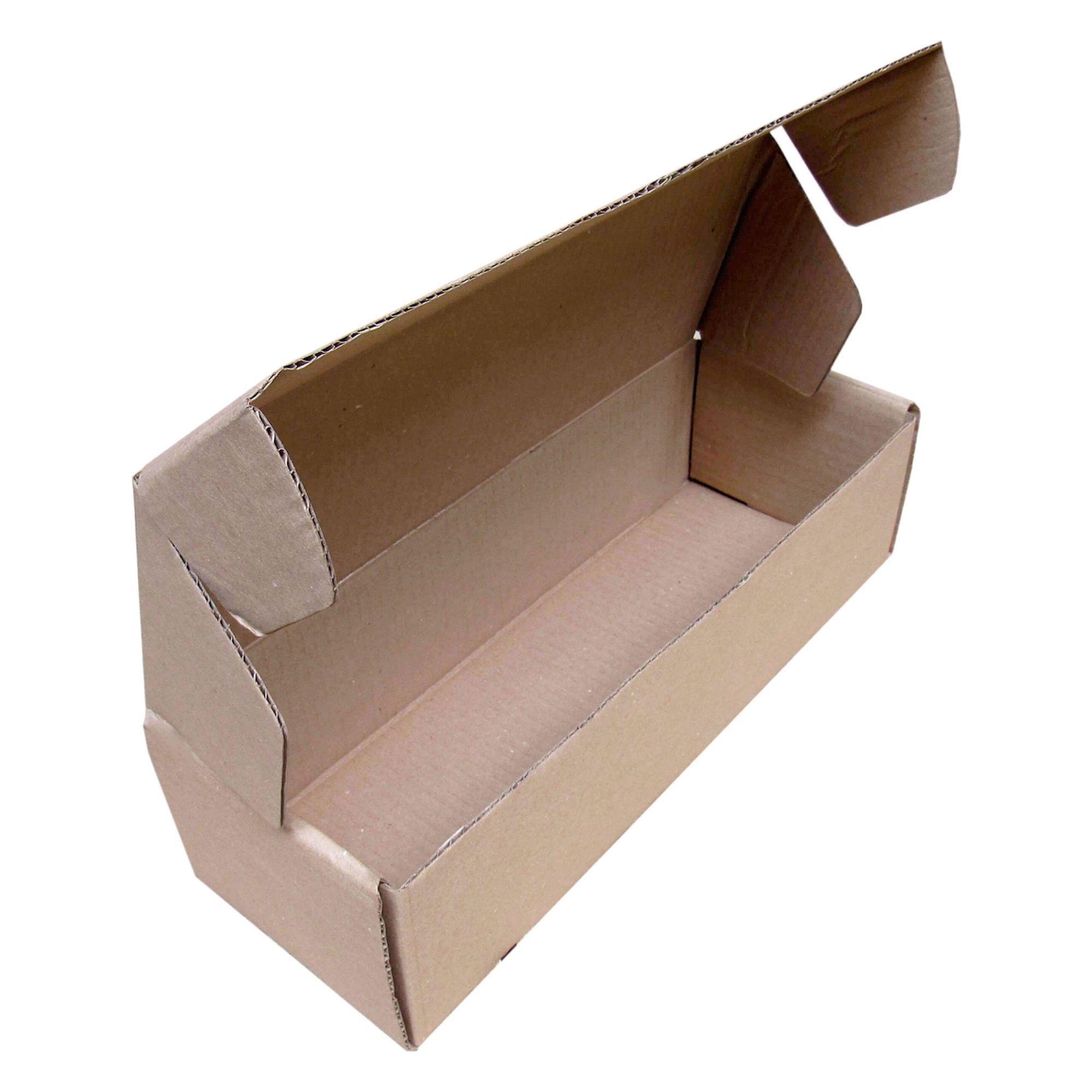 Caixa de Papelão para correios M4 36x13x10cm Marpax 25 un