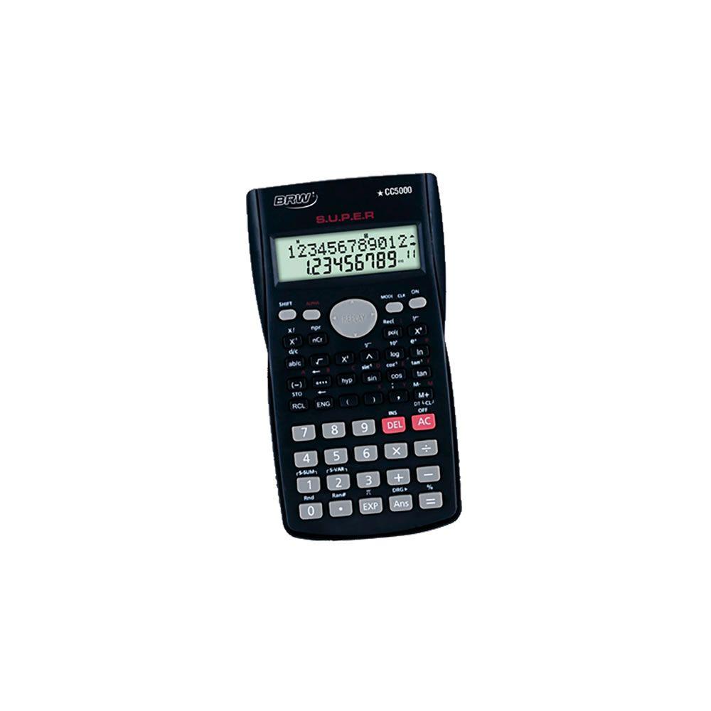 Calculadora Científica 10+2 Dígitos CC5000 BRW 01un