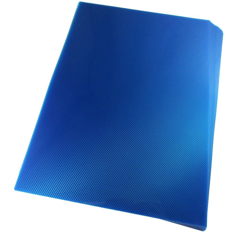 Capa para Encadernação A4 Azul Line Frente PP 0,30 50un