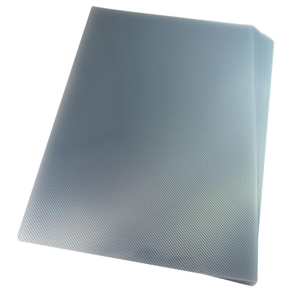Capa para Encadernação A4 Cristal Line Frente PP 0,30 1000un