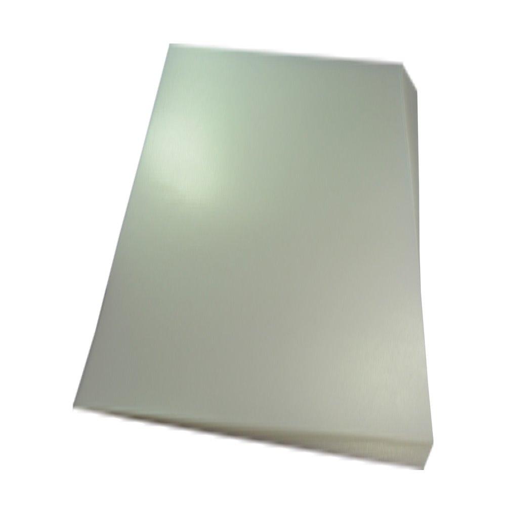 Capa para Encadernação A4 Super Cristal Couro PP 0,30 100un