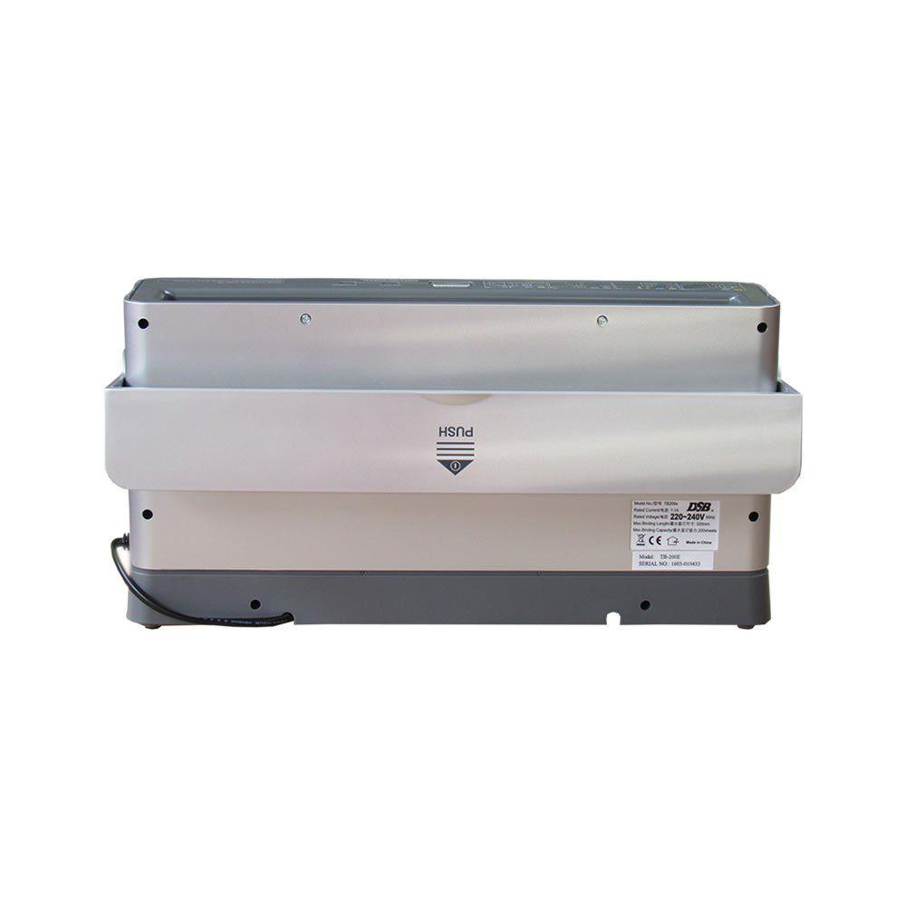 Encadernadora Térmica para encadernação TB-200 200fls 220V