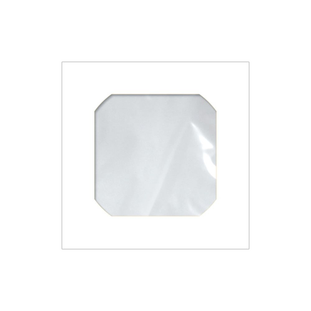 Envelope CD e DVD Branco CMD001 125x125mm Scrity 250un