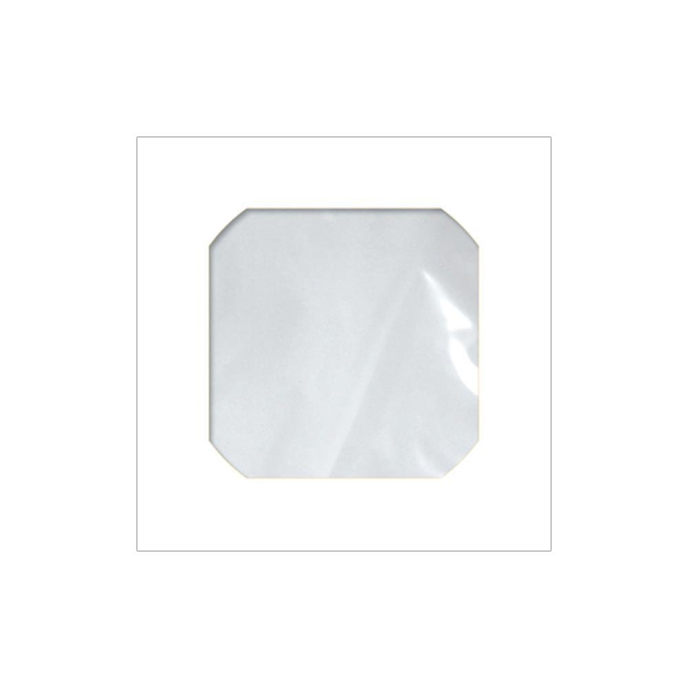 Envelope CD e DVD Branco CMD101 125x125mm Scrity 25un
