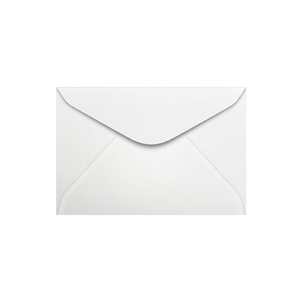 Envelope Convite liso Branco COF050 72x108mm Scrity 500un