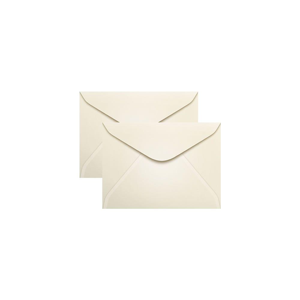 Envelope para Convite Creme Marfim 72x108mm Scrity 100un