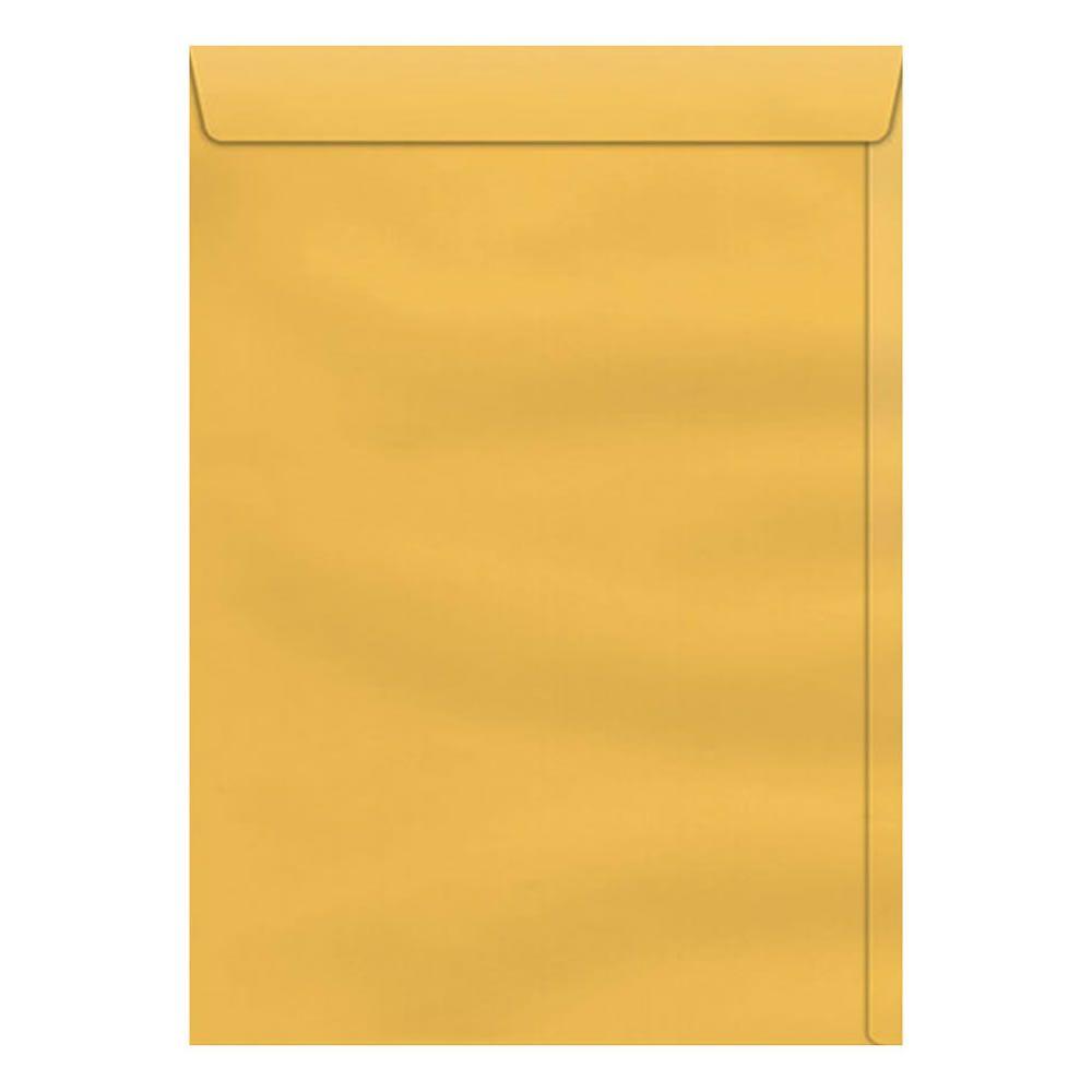Envelope Saco Amarelo SKO034 Ofício 240x340mm Scrity 250un