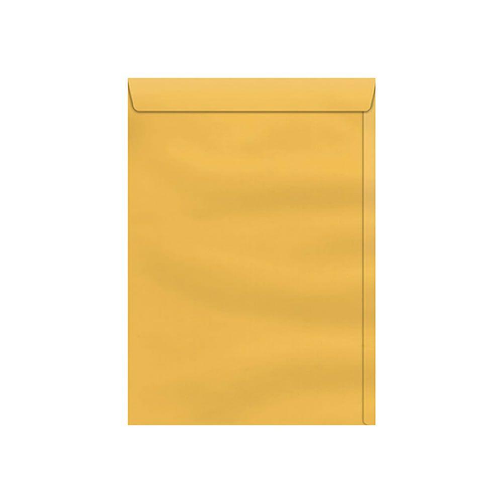 Envelope Saco Amarelo SKO328 200x280mm Scrity 100un