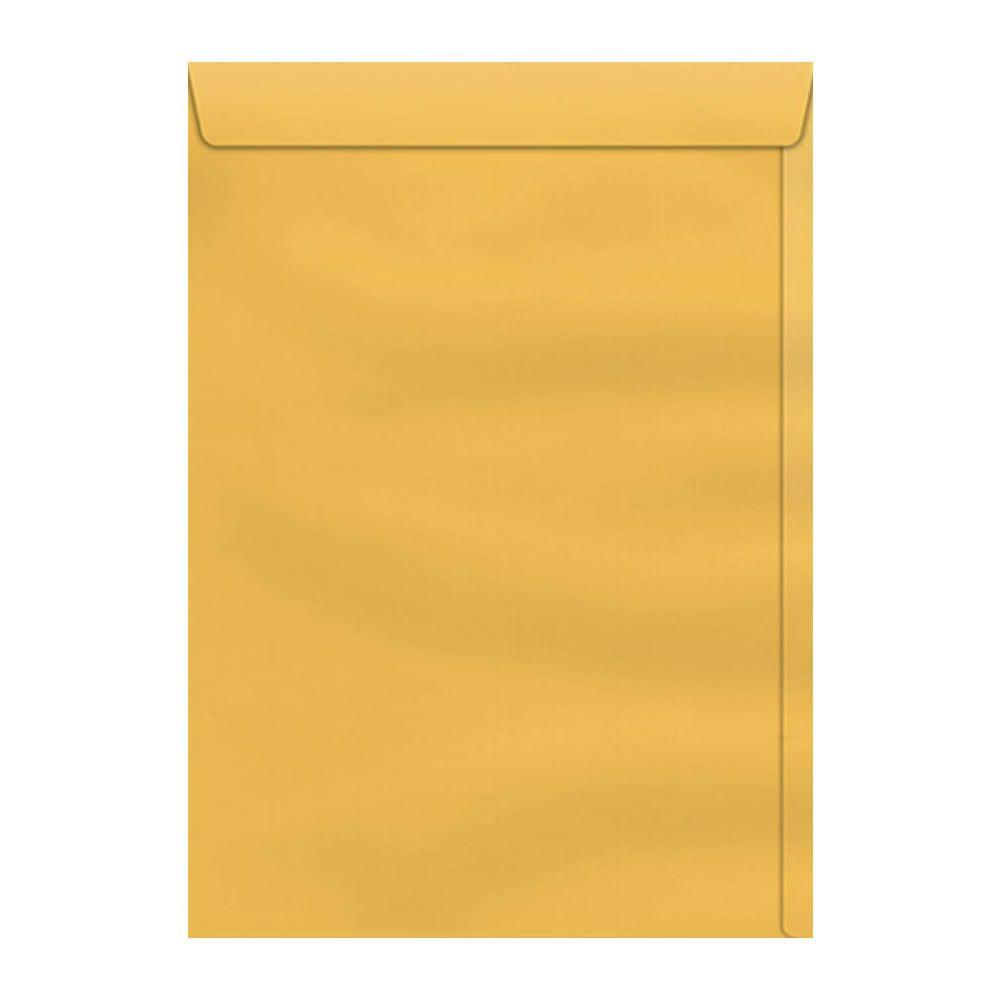 Envelope Saco Amarelo SKO332 A4 229x324mm Scrity 100un
