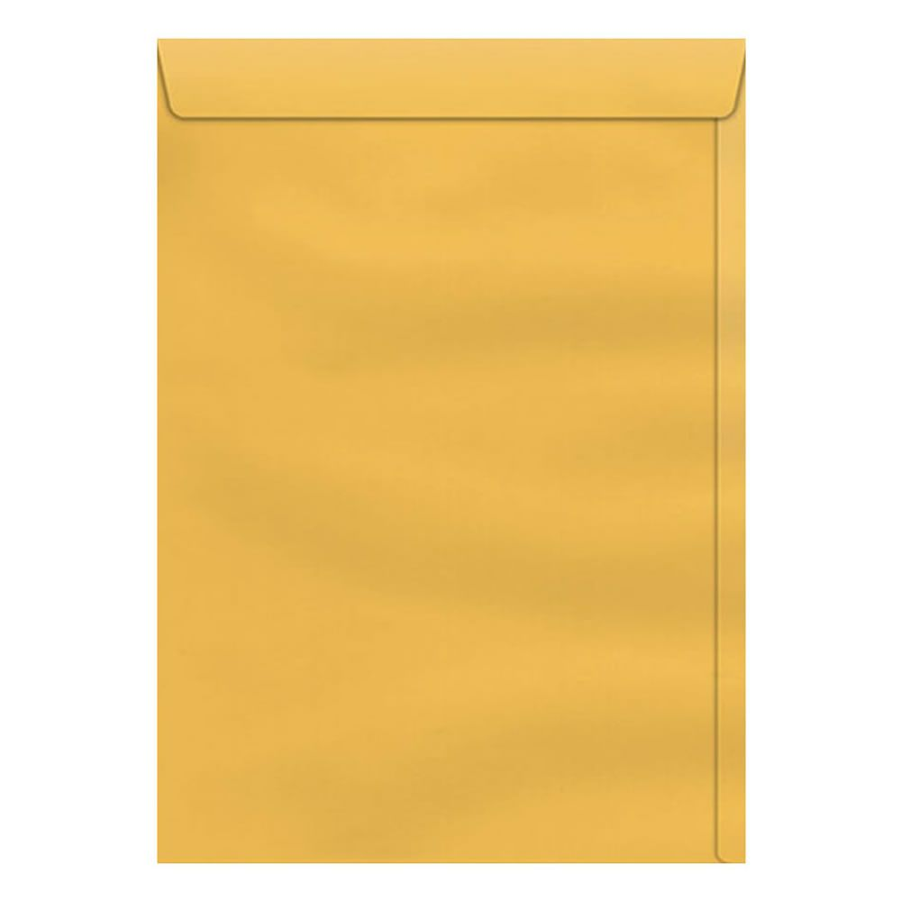 Envelope Saco Amarelo SKO334 Ofício 240x340mm Scrity 100un