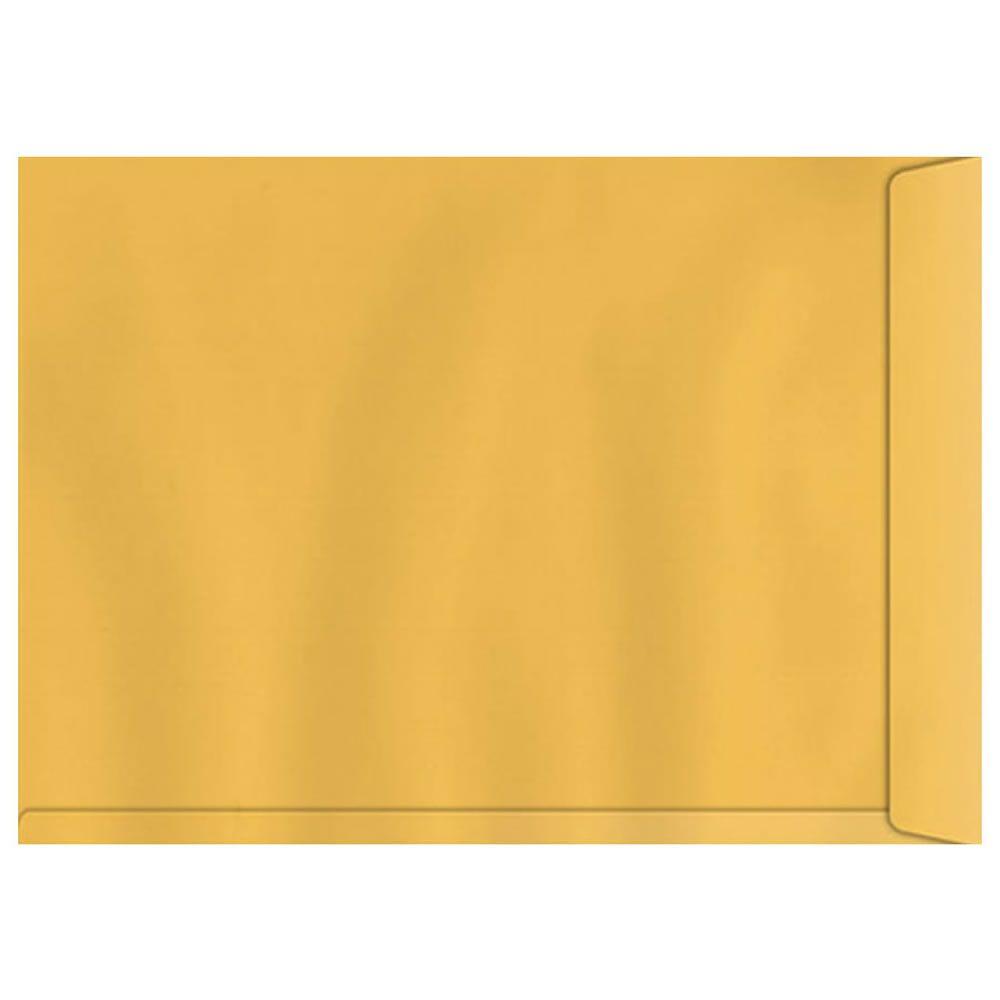 Envelope Saco Amarelo SKO347 A3 370x470mm Scrity 100un