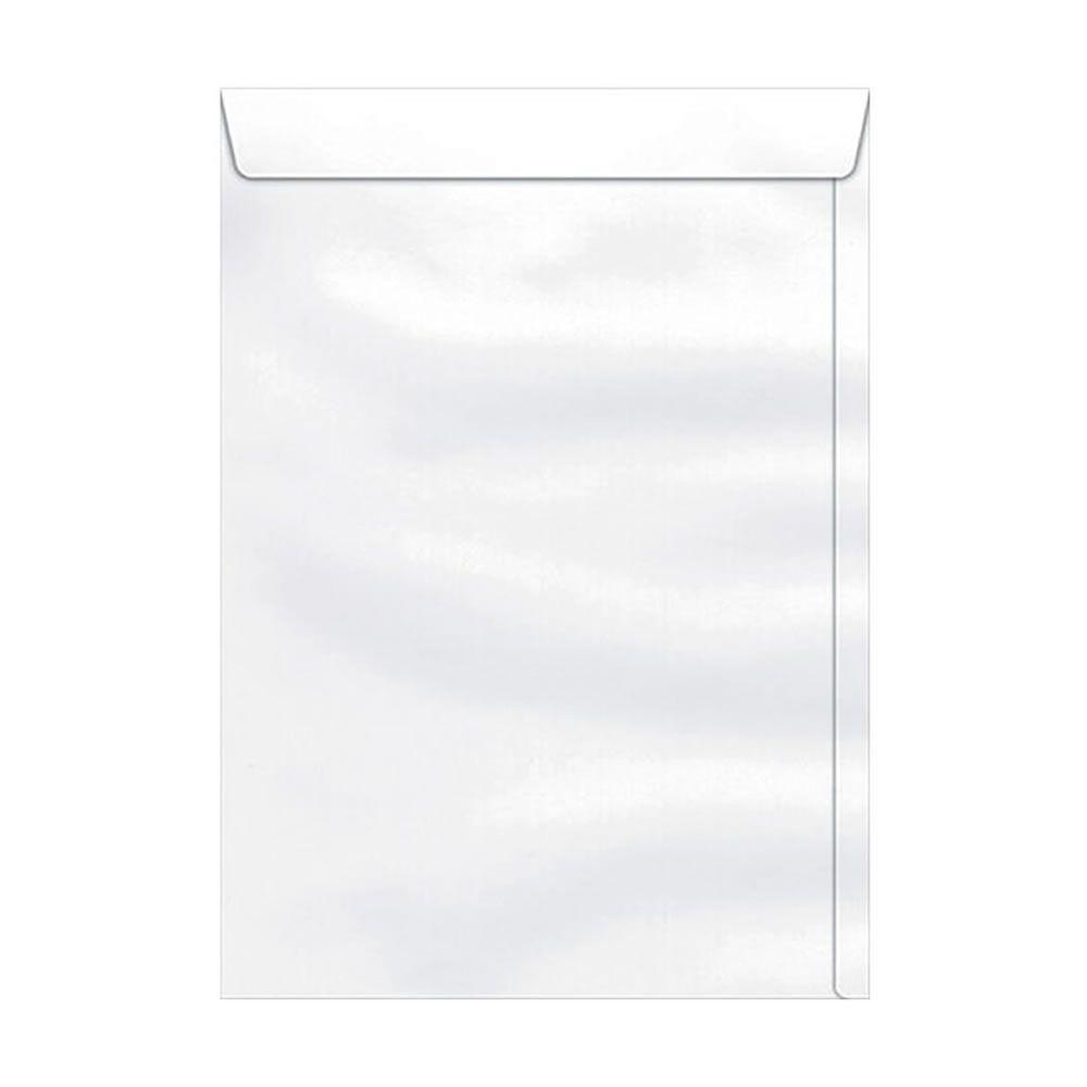 Envelope Saco Branco SOF028 200x280mm Scrity 250un