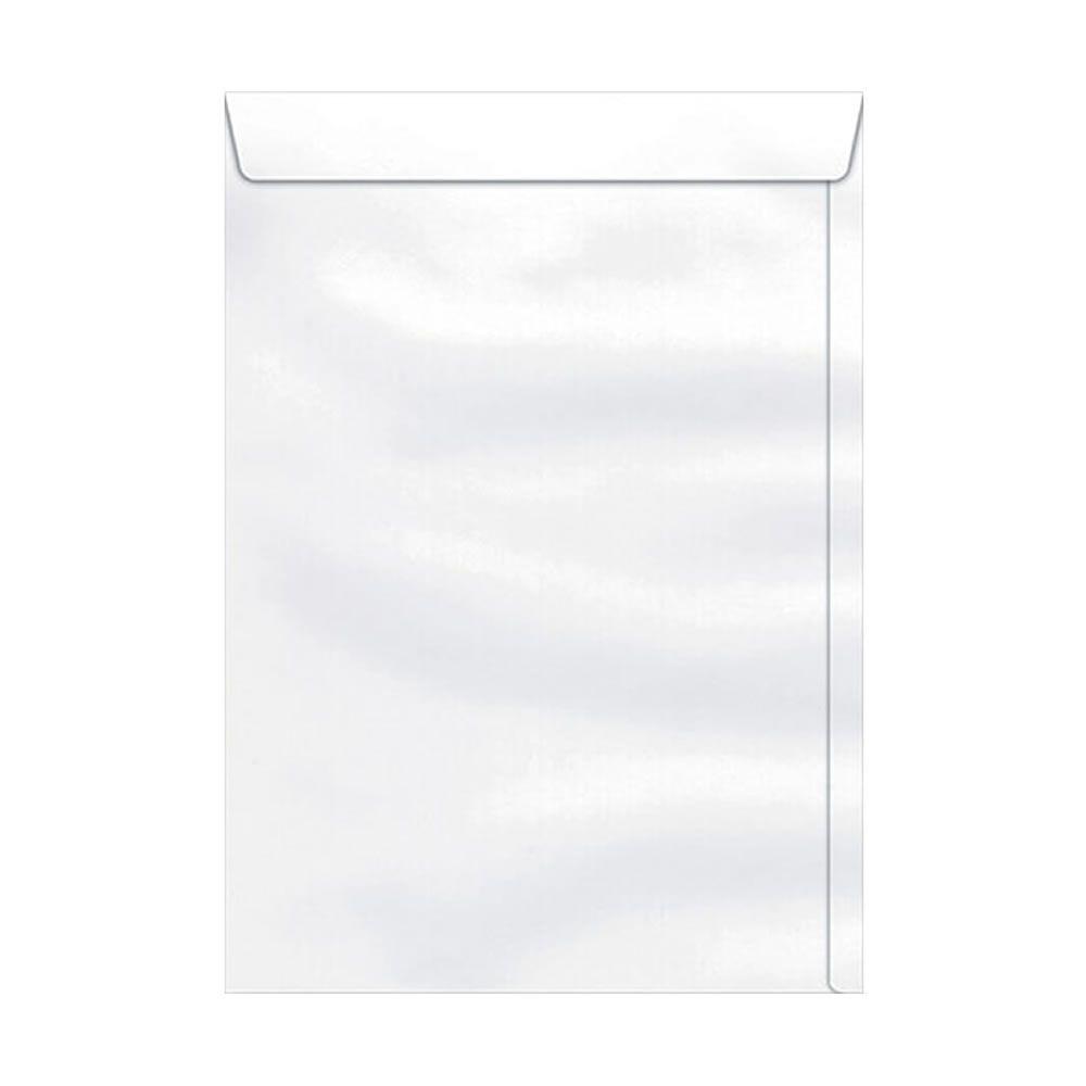 Envelope Saco Branco SOF323 162x229mm Scrity 100un
