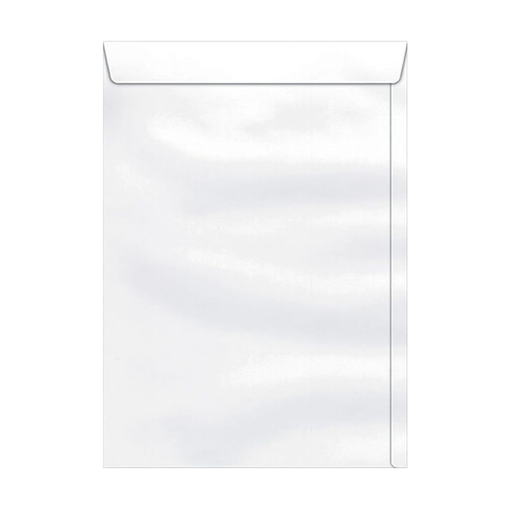 Envelope Saco Branco SOF328 200x280mm Scrity 100un