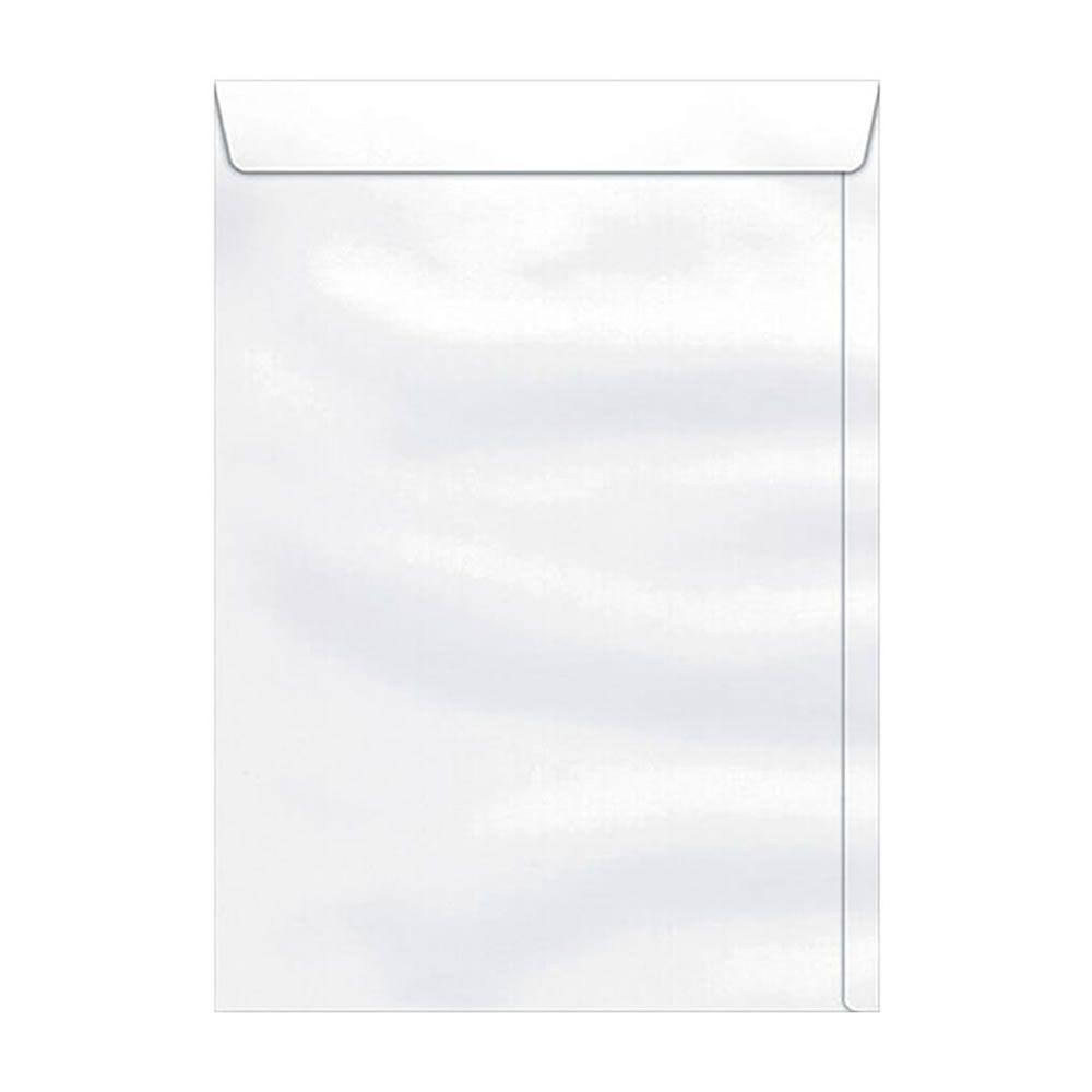 Envelope Saco Branco SOF332 A4 229x324mm Scrity 100un