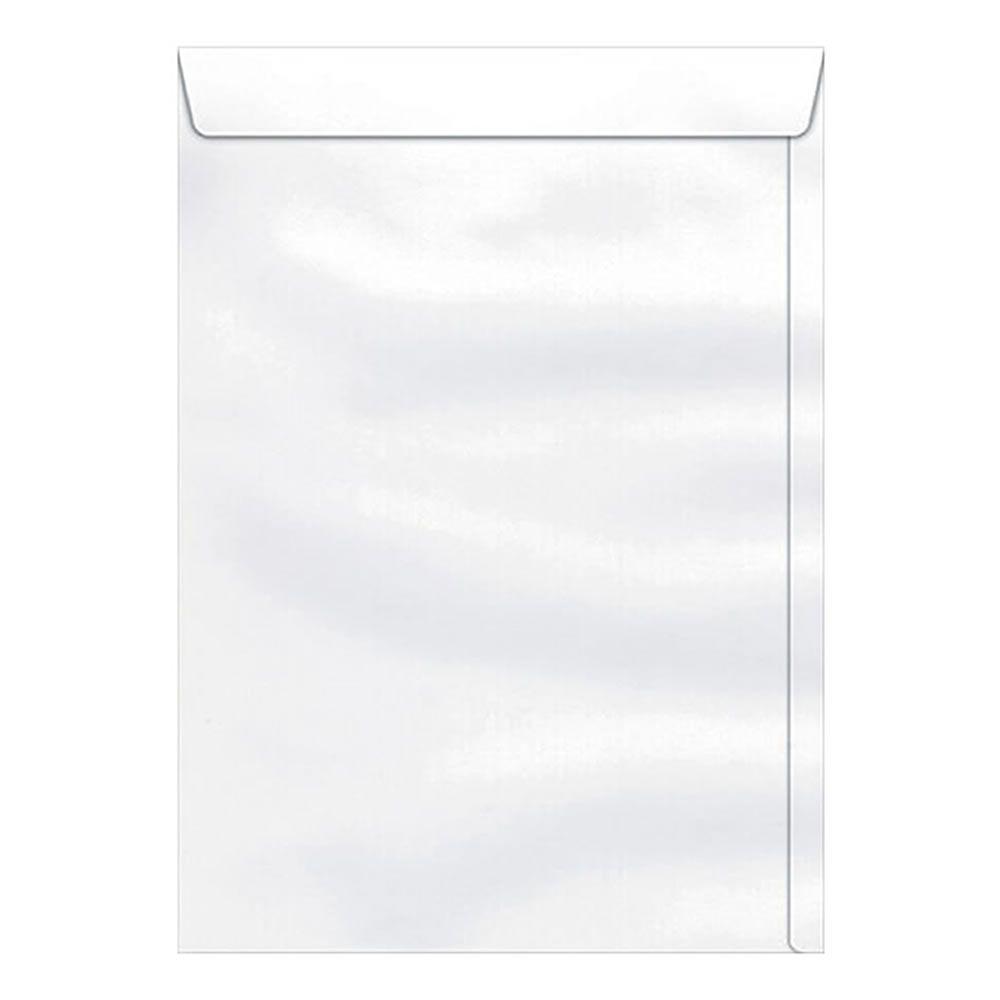 Envelope Saco Branco SOF334 Ofício 240x340mm Scrity 100un