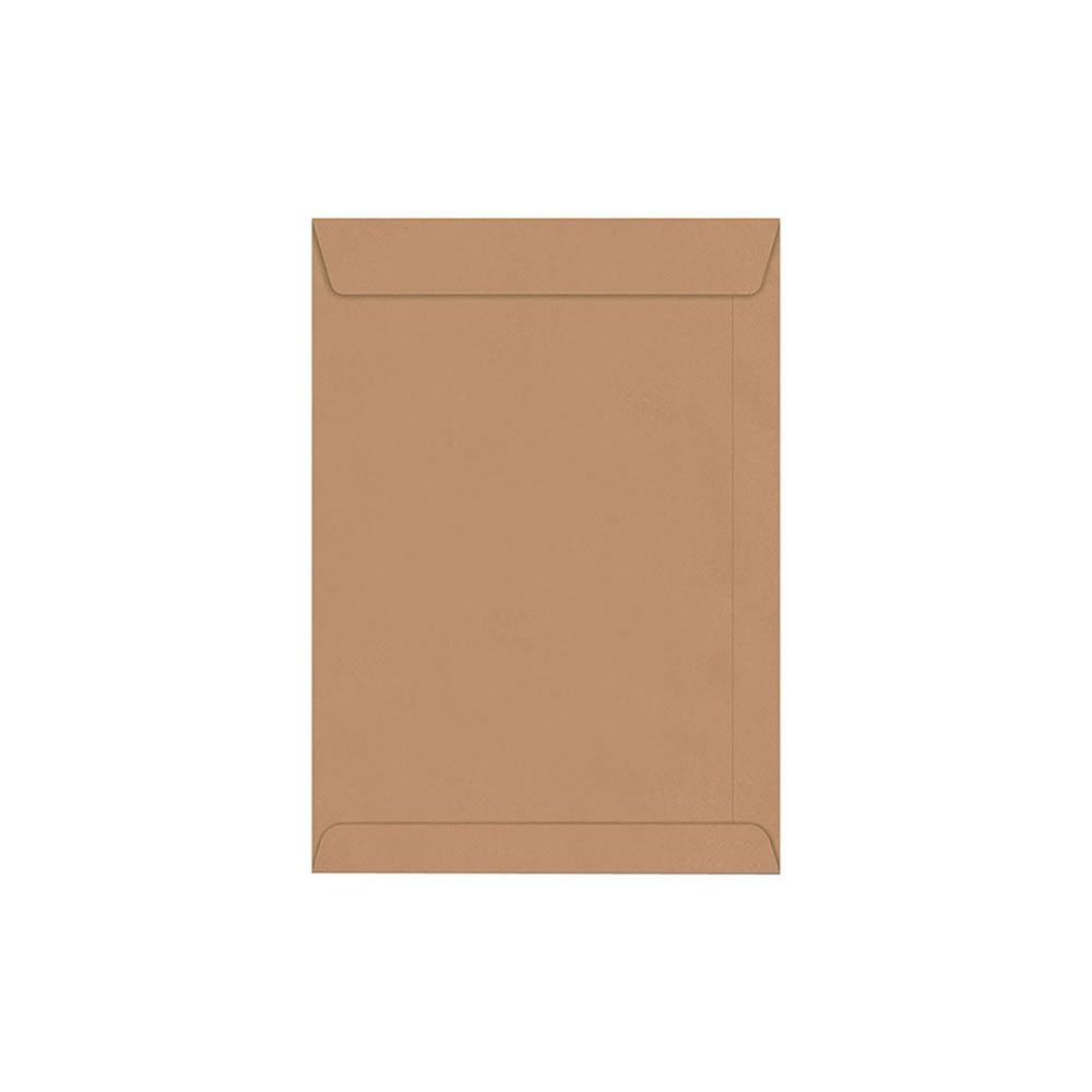 Envelope Saco Kraft Pardo SKN023 162x229mm Scrity 250un