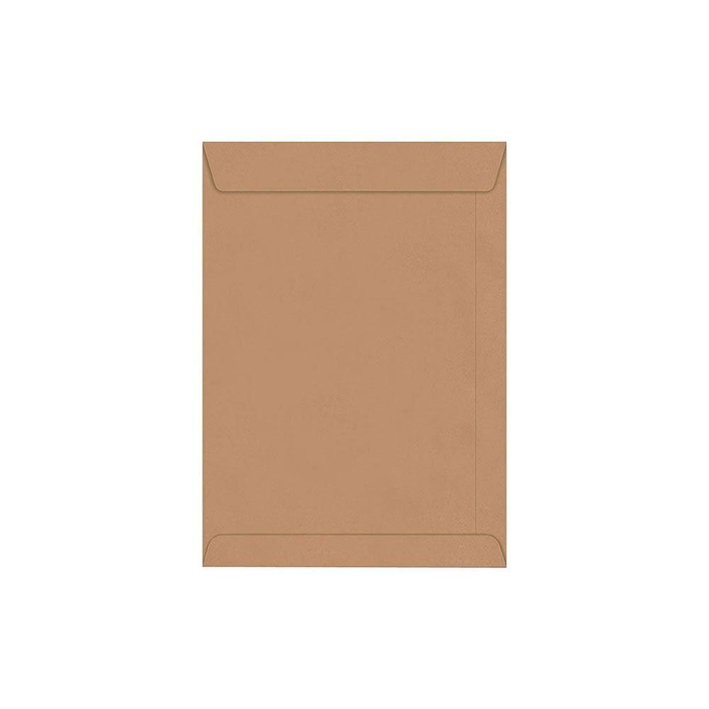 Envelope Saco Kraft Pardo SKN023 162x229mm Scrity 250un