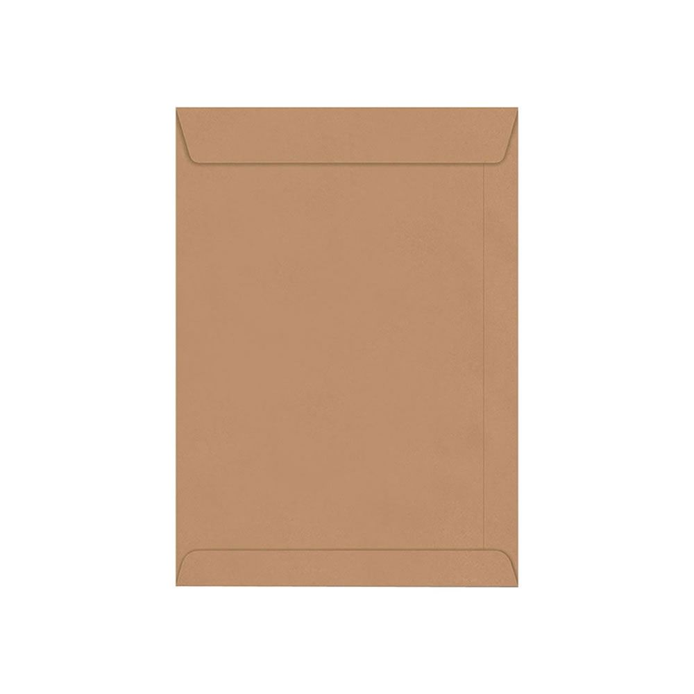 Envelope Saco Kraft Pardo SKN328 200x280mm Scrity 100un