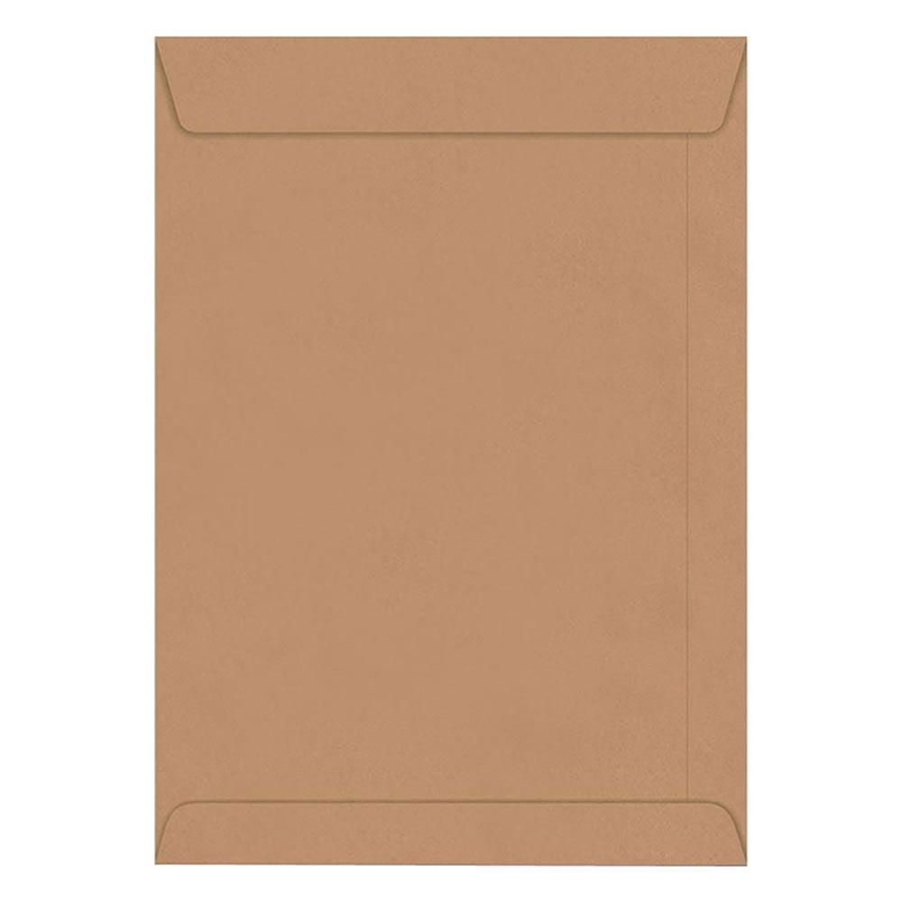 Envelope Saco Kraft Pardo SKN334 Ofício 240x340 Scrity 100un