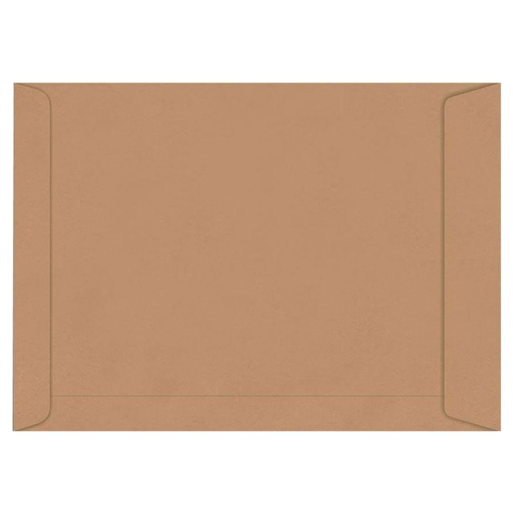 Envelope Saco Kraft Pardo SKN347 A3 370x470mm Scrity 100un