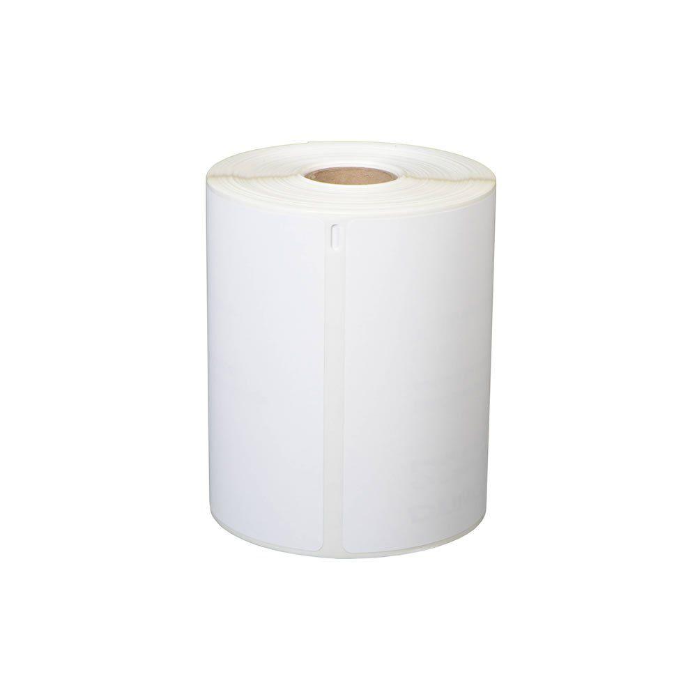 Etiqueta Adesiva Couchê impressora térmica 100x165mm 01un