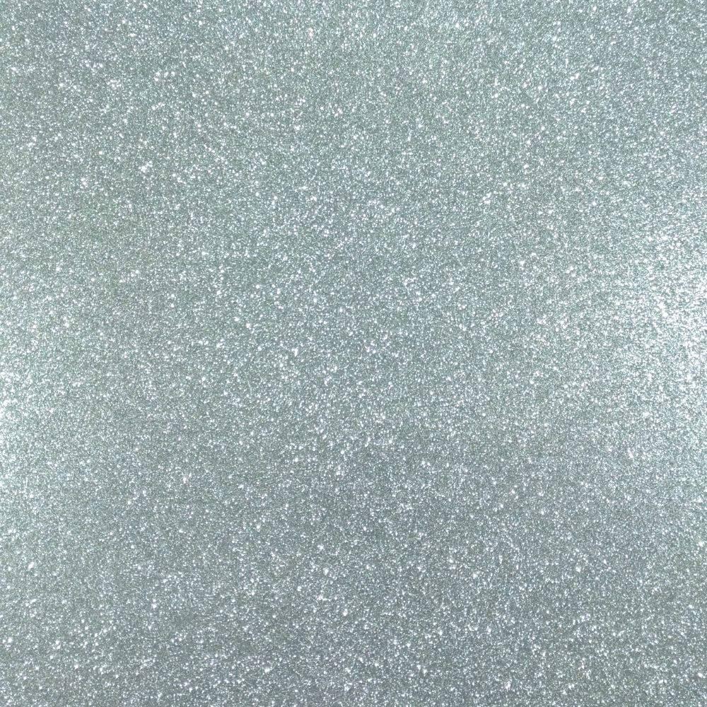 Folha de EVA Glitter Prata 40x48mm 1,5mm pacote com 10 un