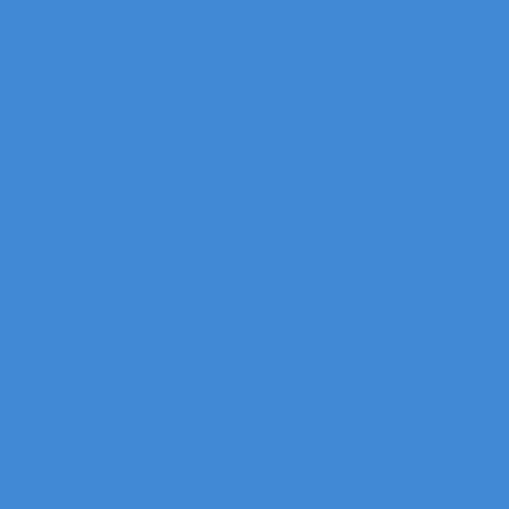 Folha de EVA Liso Azul Royal 40x48cm 1,5mm pacote com 10un