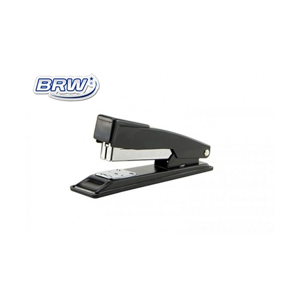 Grampeador Pequeno de mesa GP1000 26/6 para 20fls BRW 01un