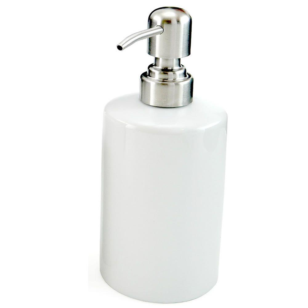 Kit Banheiro para Sublimação de Cerâmica Branco 02pcs