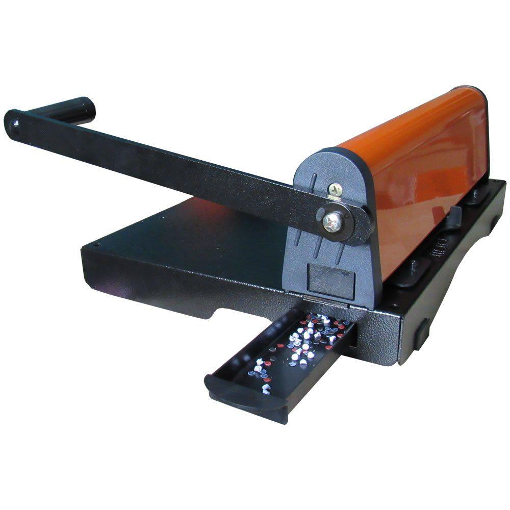 Kit Encadernadora PMX-15 + 100 Capas e 100 Espirais 17mm