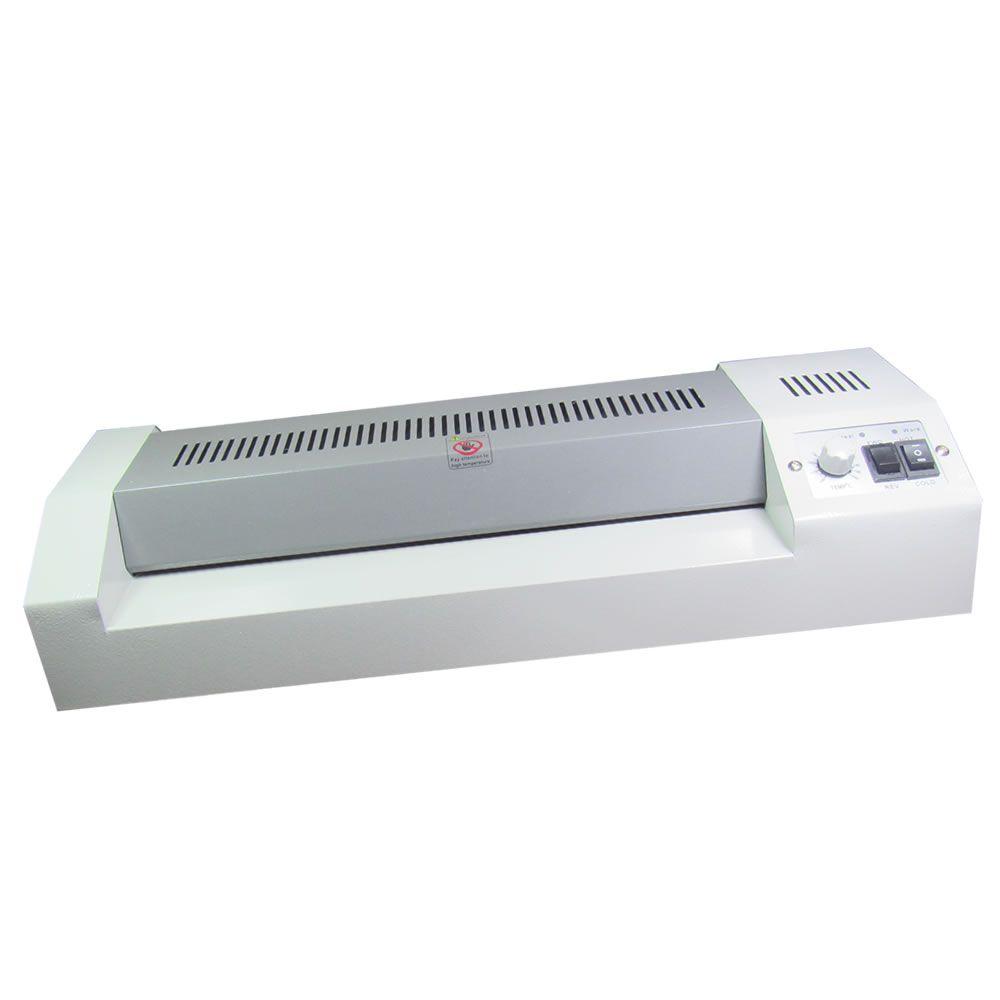 Kit Plastificação Plastificadora A3 HD320+ 440 Polaseal 110V