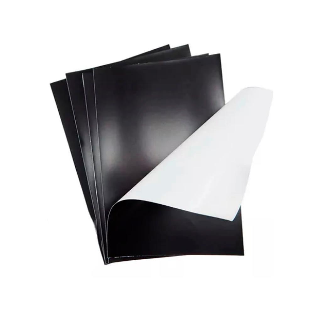 Manta Magnética Adesivado Imã 0,3mm 20x30cm Marpax 05fls