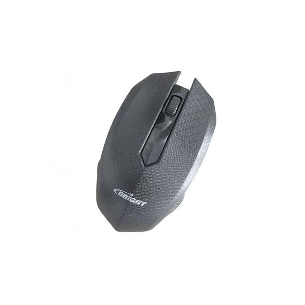 Mouse Wireless 1600 Dpi 2,4GHz Áustria 0053 Bright 01un