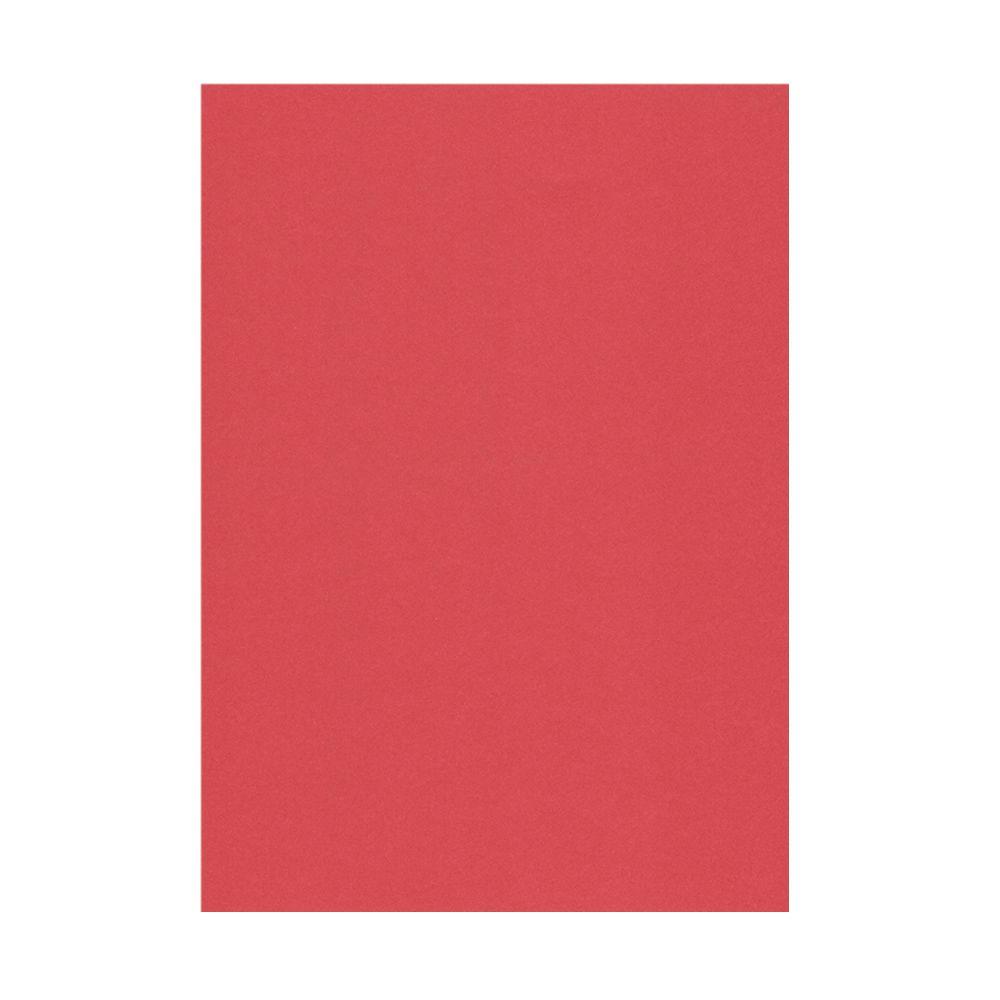 Papel Color Plus Vermelho A4 210x297mm 120g Romitec 25Fls